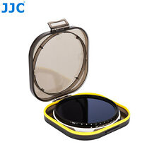 JJC 67mm ND2-ND400 Variable Neutral Density(ND) Filter W/a Dedicated Filter Case