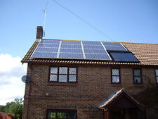 5KW SOLAR PANEL PV  KIT SYSTEM CHEAPEST IN THE UK AND ON EBAY