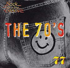 THE 70's - BACK IN THE GROOVE - 1977 / VARIOUS ARTISTS - 2 CD SET