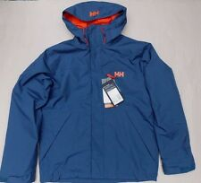 HELLY HANSEN MARPOLE CIS 3 IN 1 MENS JACKET BNWT £175+ S COAT WATERPROOF BLUE