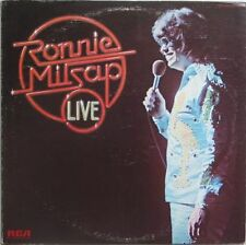 Ronnie Milsap - Live USA LP 1976 Innerbag Country