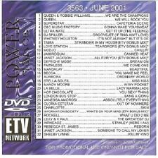 ETV Power Dance - June 2001 DVD 4HR