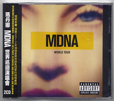 Madonna: MDNA - World Tour (2013) 2CD OBI TAIWAN
