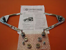 GENUINE Harley TOUR pack PAK Docking Hardware Kit 97-08 Touring  Two Up.