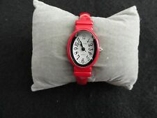 Da Vanci Red Ladies Quartz Watch