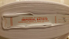 Imperial Batiste White 60 inches Wide