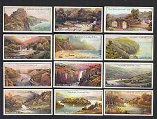 CIGARETTE CARDS.Player Tobacco.GEMS OF BRITISH SCENERY.(1917).(Full Set of 25).