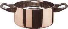 Alessi Officina - 90101/20 La Cintura di Orione Casserole 18/10 S/S & copper