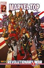 MARVEL TOP (v2) 14 REVOLUTIONARY WAR PANINI COMICS TRES BON ETAT