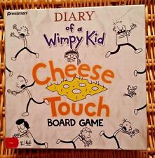Diary Of A Wimpy Kid Cheese Touch Board Game..Complete (2010)