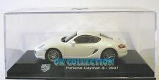1:43 PORSCHE CAYMAN S  - 2007 (con box rigido come da foto)