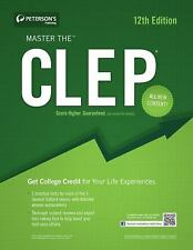Master the CLEP by Peterson's Publishing Staff (2011, Paperback)