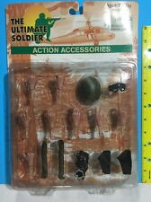 ULTIMATE SOLDIER ACTION ACCESSORIES WEAPON SET 1/6 SCALE *SHIPS WORLDWIDE*
