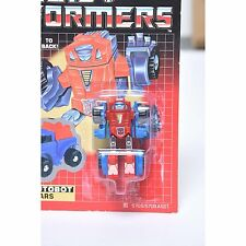 Transformers G1 Autobot GEARS Minibot Cadeau Gift Collection Jouets