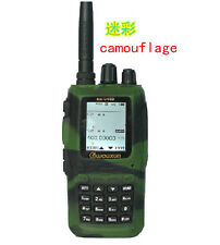 Two Way Radio Protection Soft Case Army Green color for Wouxun KG-UV8D Softcase