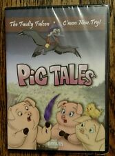 New Sealed Pig Tales DVD: The Faulty Falcon and C'mon Now, Try!