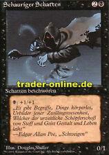 2x Schauriger Schatten (Frozen Shade) Magic limited black bordered german beta f