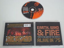 EARTH, WIND & FIRE/THAT´S THE WAY TOUR´75(COLUMBIA-LEGACY CL 03271 6) CD ALBUM