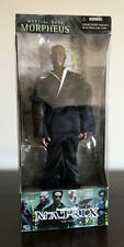 "The Matrix - Martial Arts Morpheus Action Figure 12"" - N2 Toys - New in Box!"