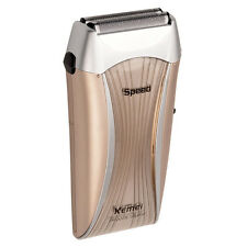 Professional Men's Electric Reciprocating Shaver Razor Face Cleaner Clipper