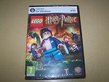 Lego Harry Potter Years 5-7 PC **New & Sealed**
