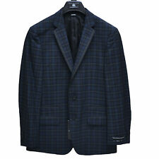 Rock & Republic Mens Blazer Slim Fit Coat Sports Jacket Regular Long Solid Plaid