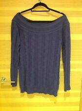 MISSONI Purple Blue Jumper UK16