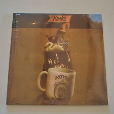 THE KINKS - ARTHUR - 2011 UK NUMBERED LTD. EDITION 2-LP COLOR VINYL SEALED!!!