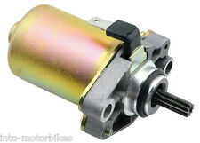 Heavy Duty Starter Motor for Aprilia Habana Custom/Retro 50 1999 - 2003