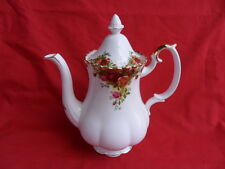 Royal Albert, Old Country Roses (OCR) Large Coffee Pot (1962, 1st quality)