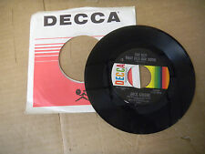 JACK GREENE back in the arms of love/key that fits her door DECCA  45