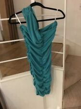 Ladies One Shoulder Dress Size Small BNWT