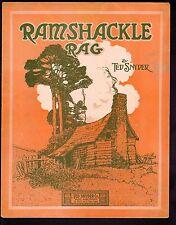 Ramshackle Rag 1911 Large Format Ted Snyder