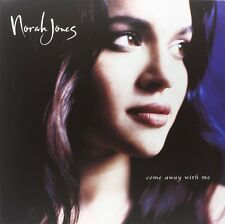 NORAH JONES COME AWAY WITH ME VINILE LP NUOVO E SIGILLATO !!
