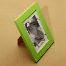 Classic Wooden Photo Frame Multi-color Choose Picture Holder Home Table Decor