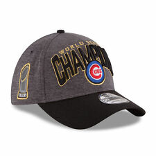 Chicago Cubs Champions Cap Kappe World Series 2016 New Era MLB One Size FLEX