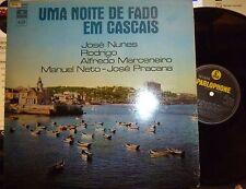 UMA NOITE DE FADO EM CASCAIS LP, 1972, NM/VG+ Portugal JOSE NUNES, RODRIGO more