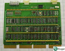 Measurex REAL TIME CLOCK ASSY NO 05290200 REV PART NO 04290100 REV C
