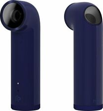 New Imported HTC RE Sports & Action Waterproof 1080P camera with 16 MP Navy Blue