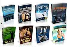 100 PLR PDF eBooks Free Shipping With Master Resell Rights