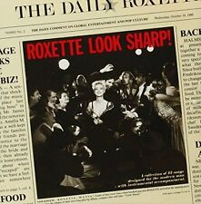 Roxette Look sharp! (1988) [CD]