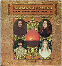 THE MAMAS & THE PAPAS - Golden Era Volume 2 - Original 1968 USA Dunhill vinyl LP