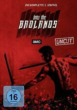 INTO THE BADLANDS - KOMPLETTE 1.STAFFEL  3 DVD NEU DANIEL WU/ORLA BRADY/+