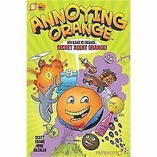 Annoying Orange #1: Secret Agent Orange Annoying Orange Graphic Novels
