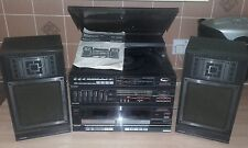 sharp vx-1550,vintage hi-fi,both sided record player, rare both sided turntable