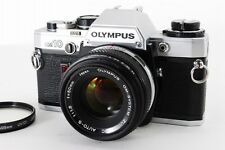 [Excellent+++] Olympus OM-10 + OM ZUIKO AUTO-S 50mm F/1.8 SLR from Japan #256