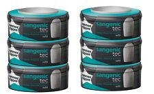 6 x tommee tippee Disposal System Refill Cassettes Wrappers Bags Sacks Pack