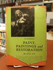 Maximilian Toch Paint Paintings and Restoration 1945 Signed Edition