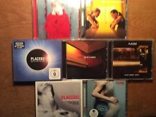 Placebo [8 CD +1 DVD] Cigale Black MArket Battle Once More Without Sleeping SAME