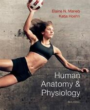 Human Anatomy and Physiology by Elaine N. Marieb and Katja N. Hoehn 9TH EDITION